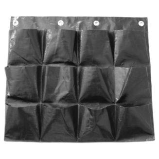 12 Pocket Vertical Grow Bag