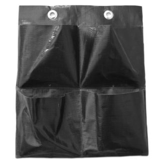 4 POCKET VERTICAL GROW BAG