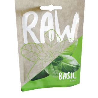 Raw Basil