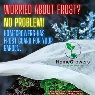 Garden accessories with homegrowers